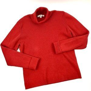 Tommy Hilfiger '05 Flag Logo Turtleneck Sweater XL